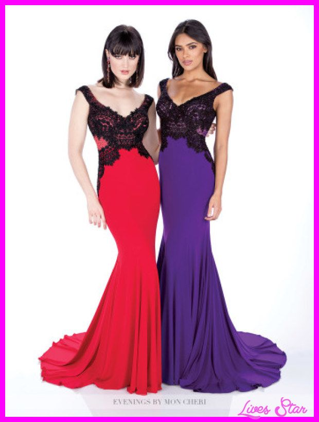 Awesome Evening Dresses Lives Star Pinterest