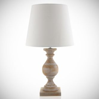 Tu Wooden Table Lamp Lamps Lighting Home
