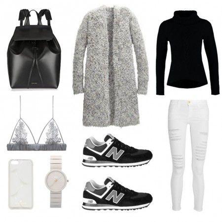 Style mit Grau