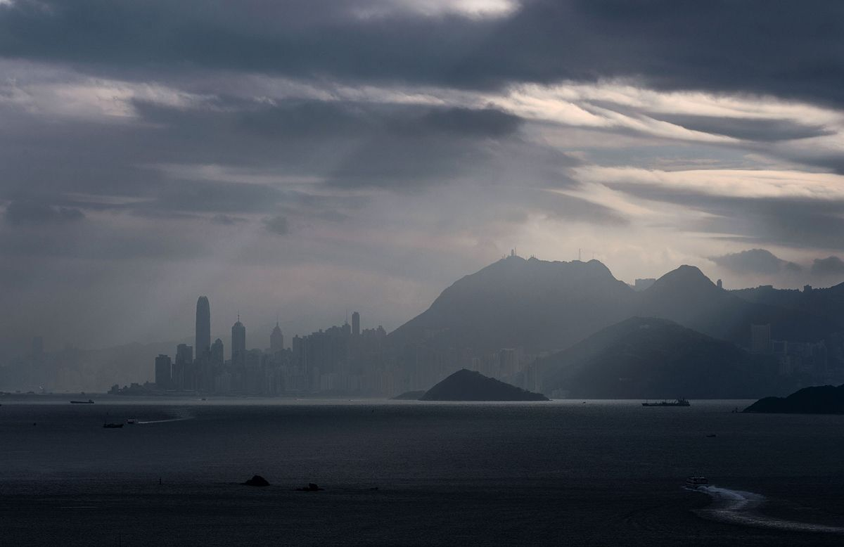 Pearl of The Orient: Scenes From Hong Kong (39 photos)