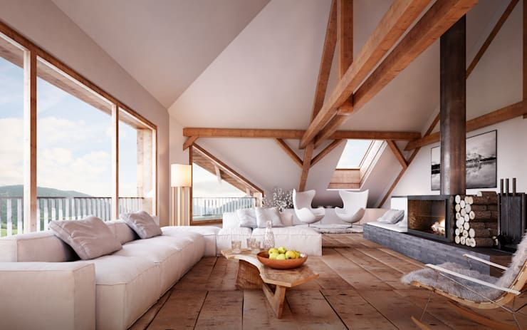 Photo of 7 ideas that will make your living room more comfortable homify