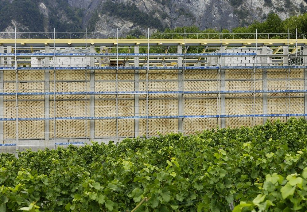 Gallery of Winery Gantenbein / Gramazio & Kohler + Bearth & Deplazes ...