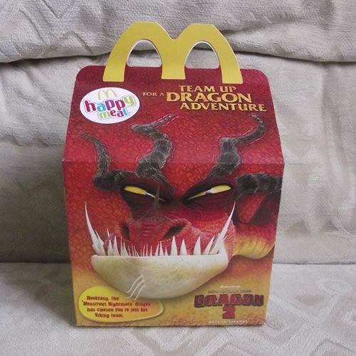 How To Train Your Dragon 2 Mcdonalds Happy Meal Toys Uk How To Train Your Dragon Happy Meal Toys Happy Meal Mcdonalds