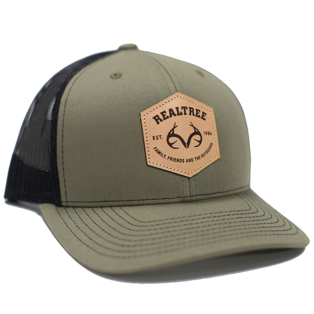4b890268240 Realtree Patch Richardson Hat