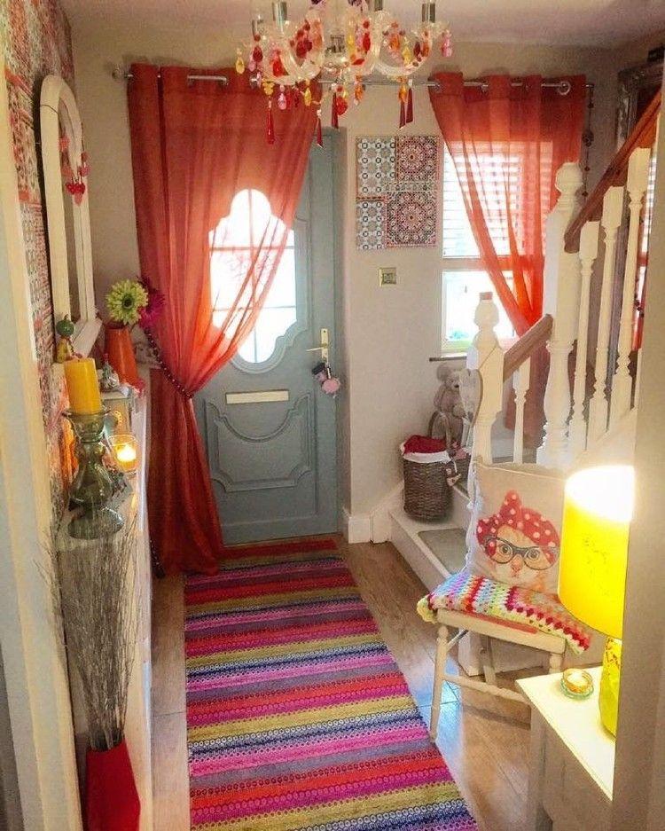 40 Incredible Bohemian Hallway To Inspire Today #design