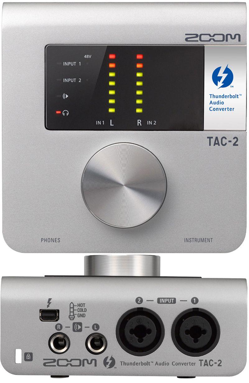 Zoom TAC-2 Audio Converter Driver (2019)