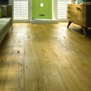 Wickes Sunshine Oak Real Wood Top Layer Engineered Wood Flooring Engineered Wood Floors Engineered Oak Flooring Engineered Wood Floors Oak