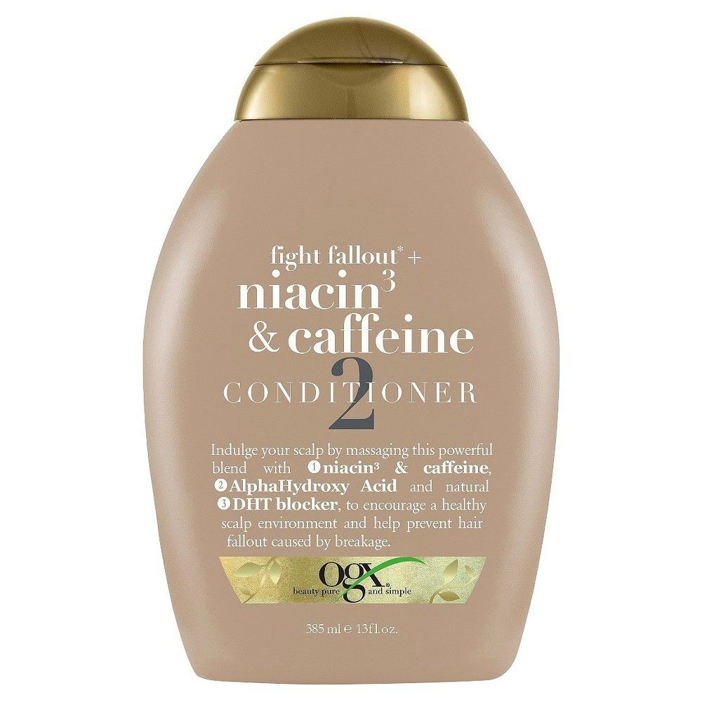 OGX Anti HairFall Niacin3 + Caffeine Conditioner 13 oz