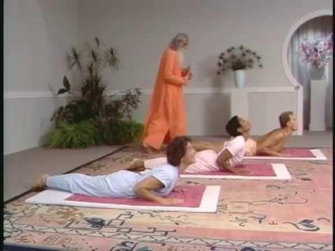integral hatha yoga full class with swami satchidananda