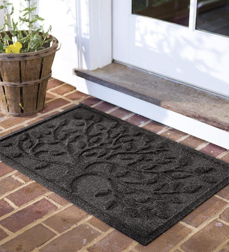 Waterhog Tree Of Life Doormat Doormats Plow Door Mat Tree Of Life Hearth