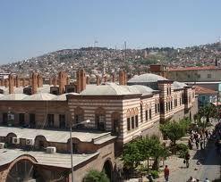 Turkey, Izmir, Kizlaragasi Han