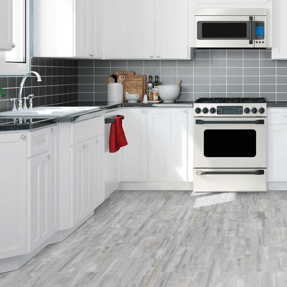 Home Decorators Collection Take Home Sample Striated Stone Grey Click Vinyl Plank 4 In X 4 In S030hdak488 The Home Depot Vinyl Plank Flooring Kitchen Waterproof Vinyl Plank Flooring Vinyl Plank