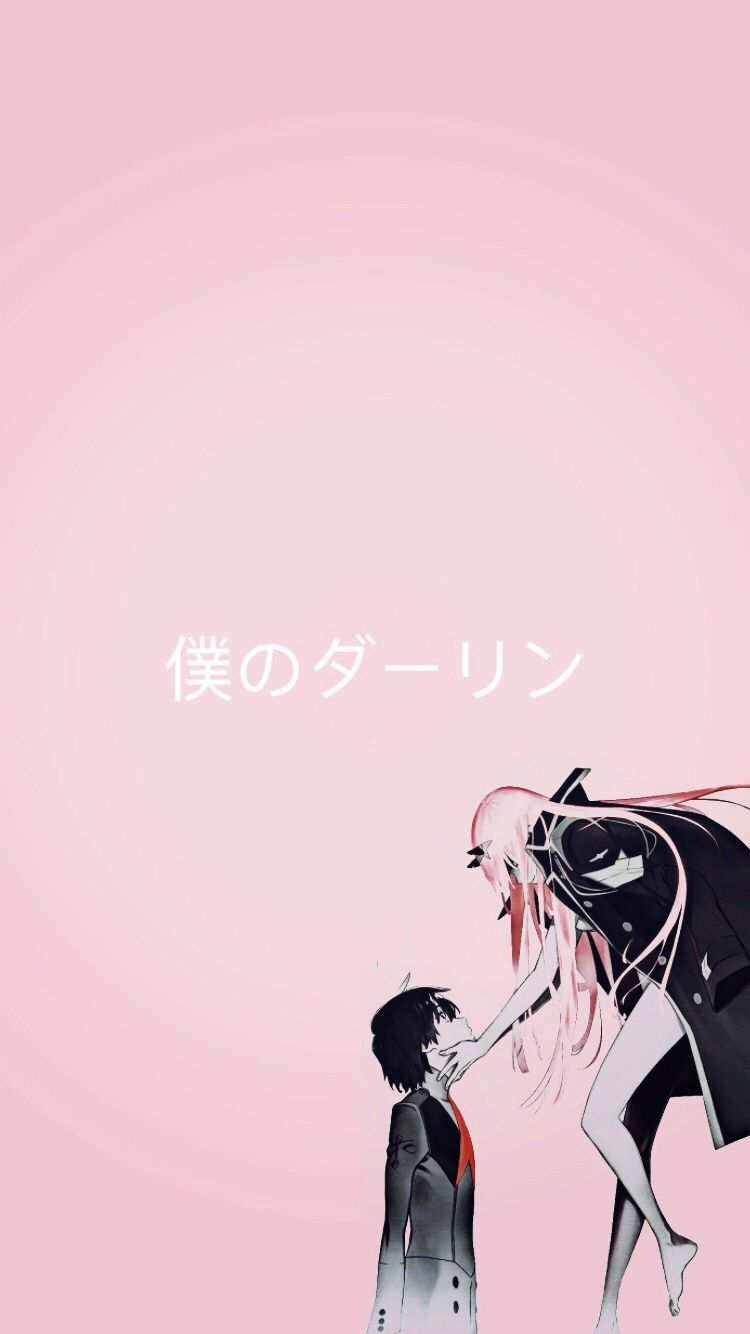 Pin By Grae Mp4 On Anime Anime Cover Photo Darling In The Franxx Anime Background