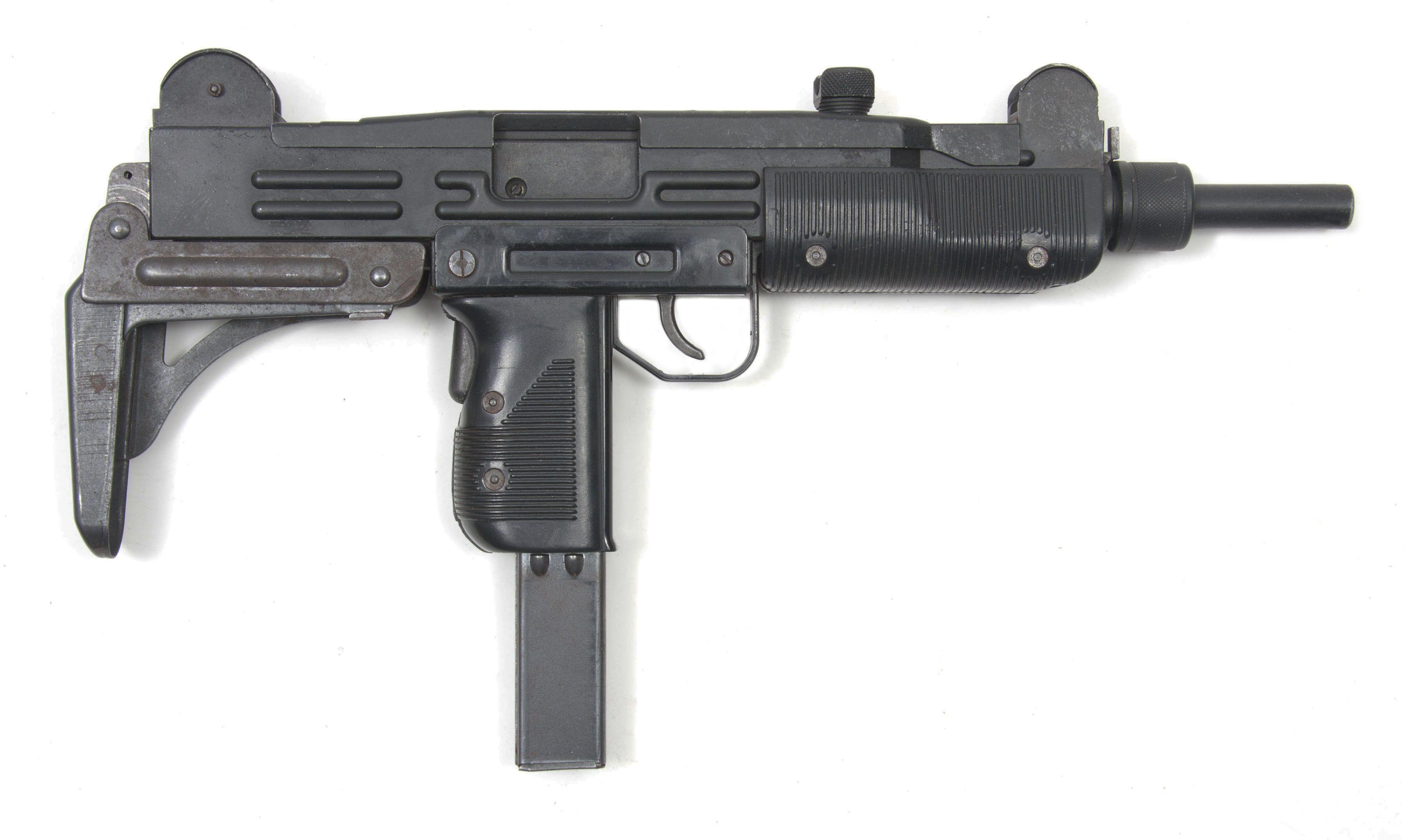 For sale trade imi uzi carbine made in israel 9mm - Assault Rifle Uzi Submachine Gun 9mm