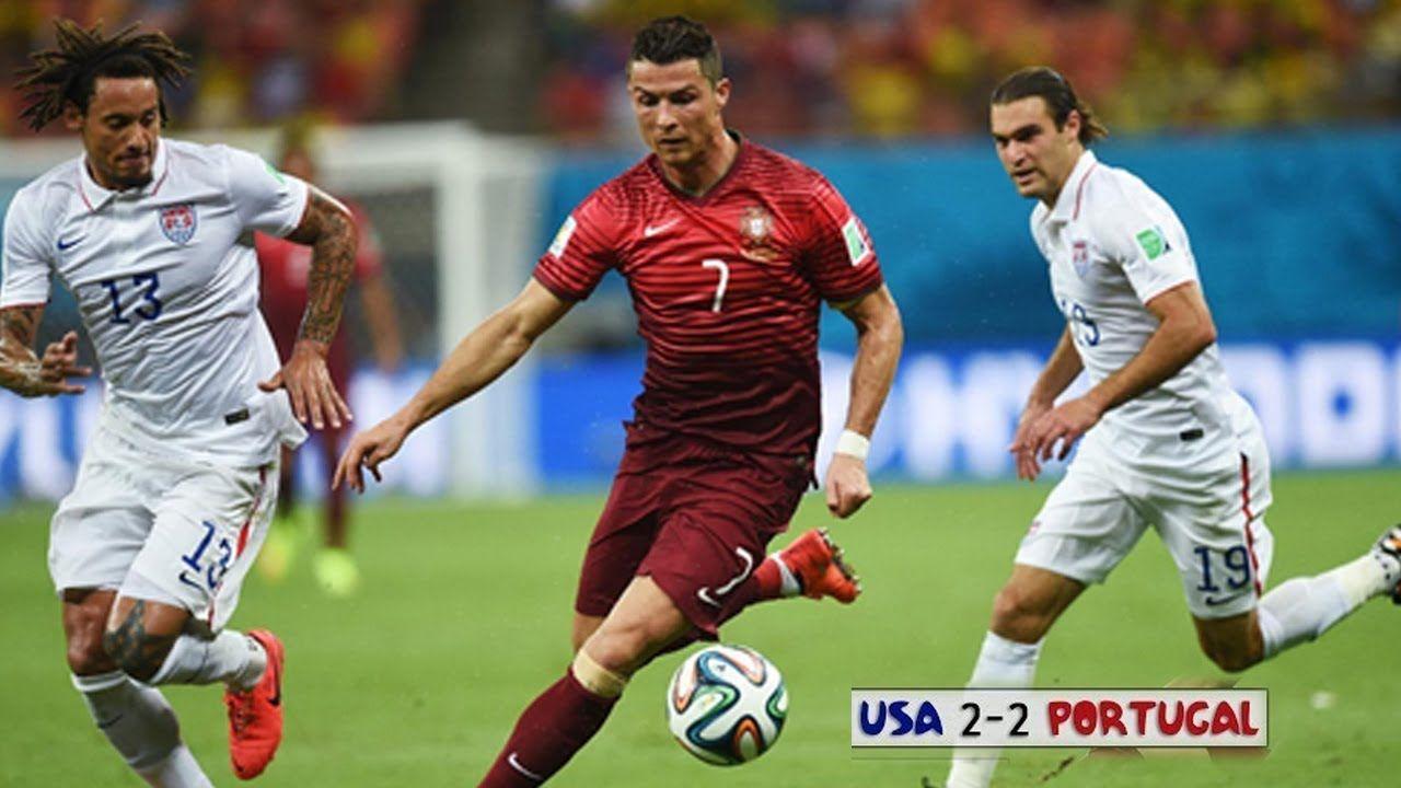 Portugal vs Usa (United States ) 22 All Goals
