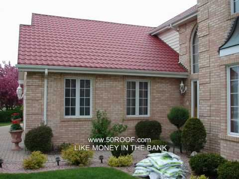 Home Remodeling Improvement I Love Metal Roofing In Shake Or Spanish Tile Style Roofs Spanish Tile Metal Roof Style Tile