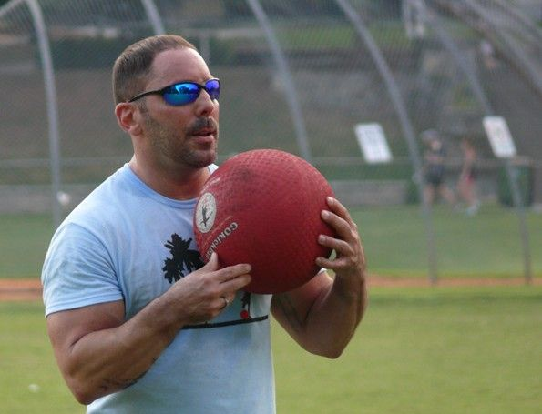 Out Photos: PRIDE Kickball In Piedmont Park