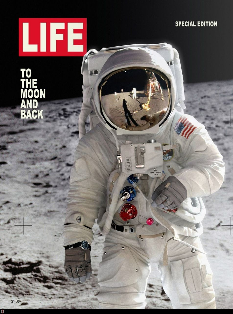 Neil Armstrong first man on moons surface Moments in