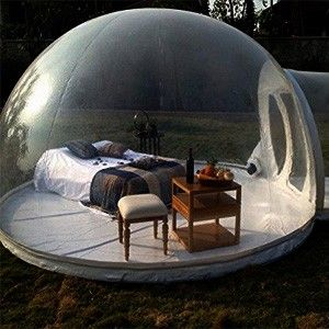 inflatable bubble tent, portable tent, inflatable snow globe, pop ...