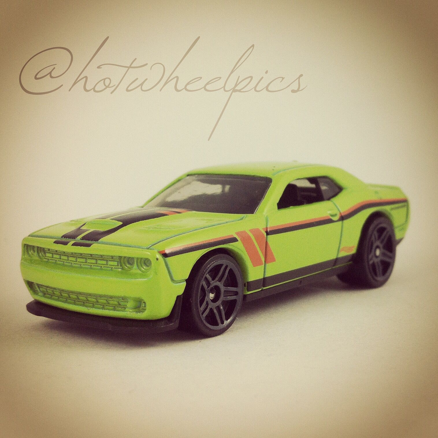 Dodge Challenger Srt Kmart Exclusive Hot Wheels Then