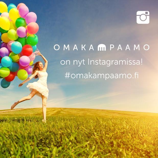 Nyt olemme myös Instagramissa! #omakampaamo #finstagram #instalike #follow #followus #salonki #kampaaja #kosmetologi #kynsitaiteilija #hiukset #kynnet #liiketoiminta #some #palvelu #huippupalvelu Katso lisää osoitteessa www.omakampaamo.fi