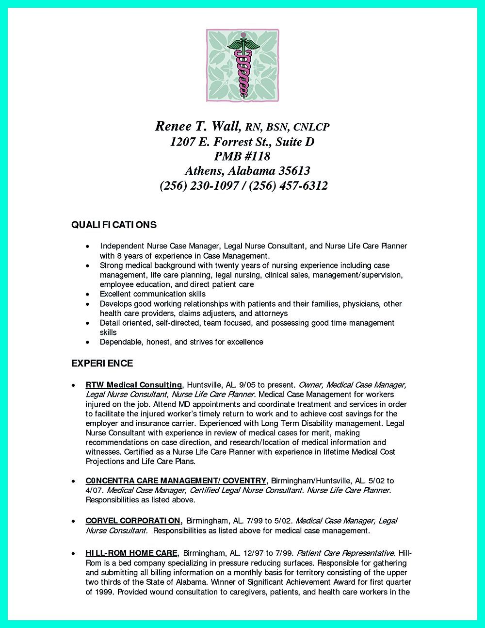 Pin On Resume Sample Template And Format Resume Nursing