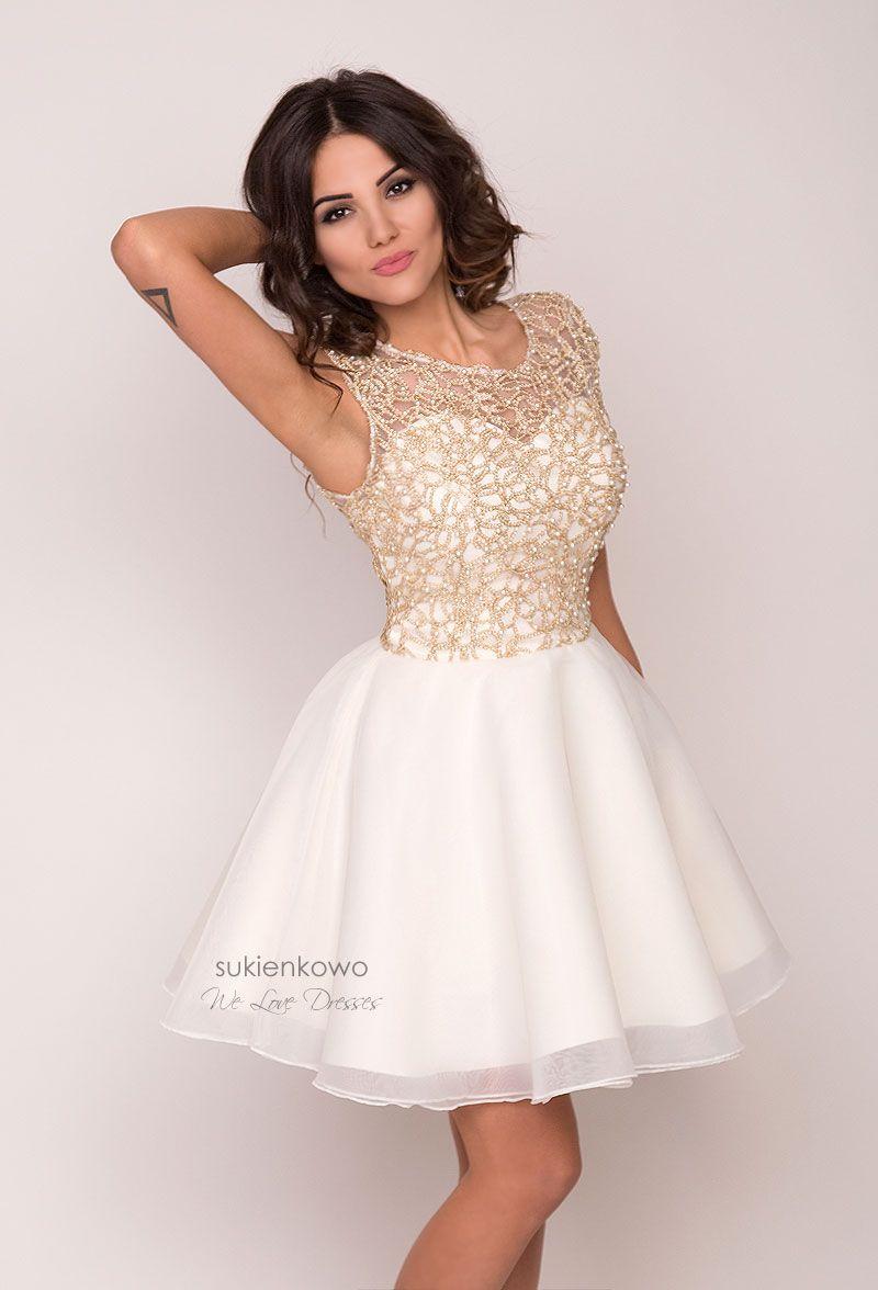 AURORA - sukienka rozkloszowana | Moda damska | Pinterest
