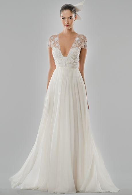 Fall 2015 Wedding Dress Trends