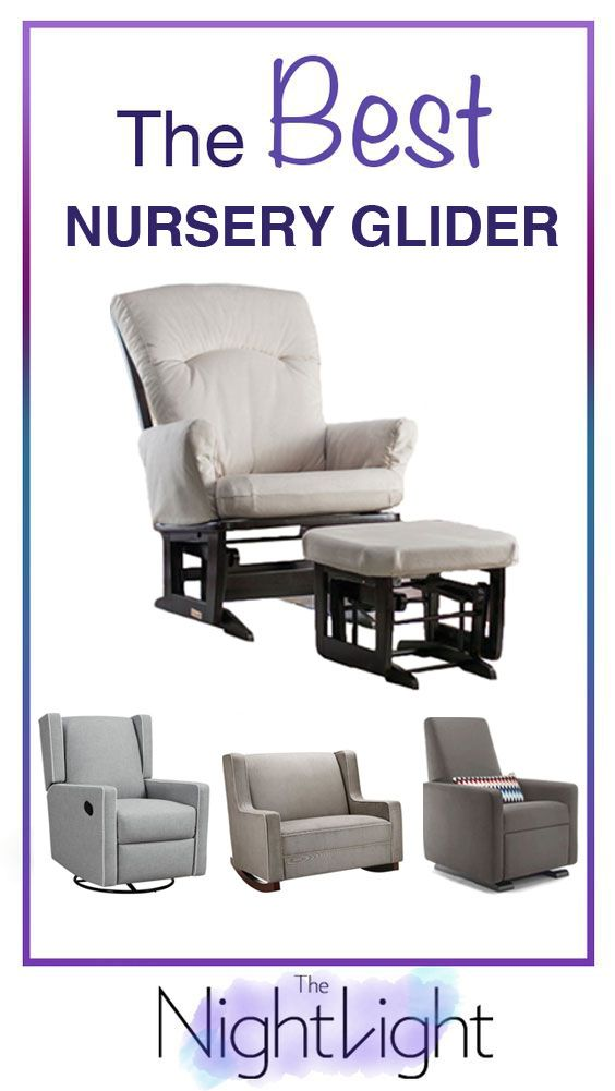 The Best Nursery Glider Chair Dutailier Modern Grande Glider And