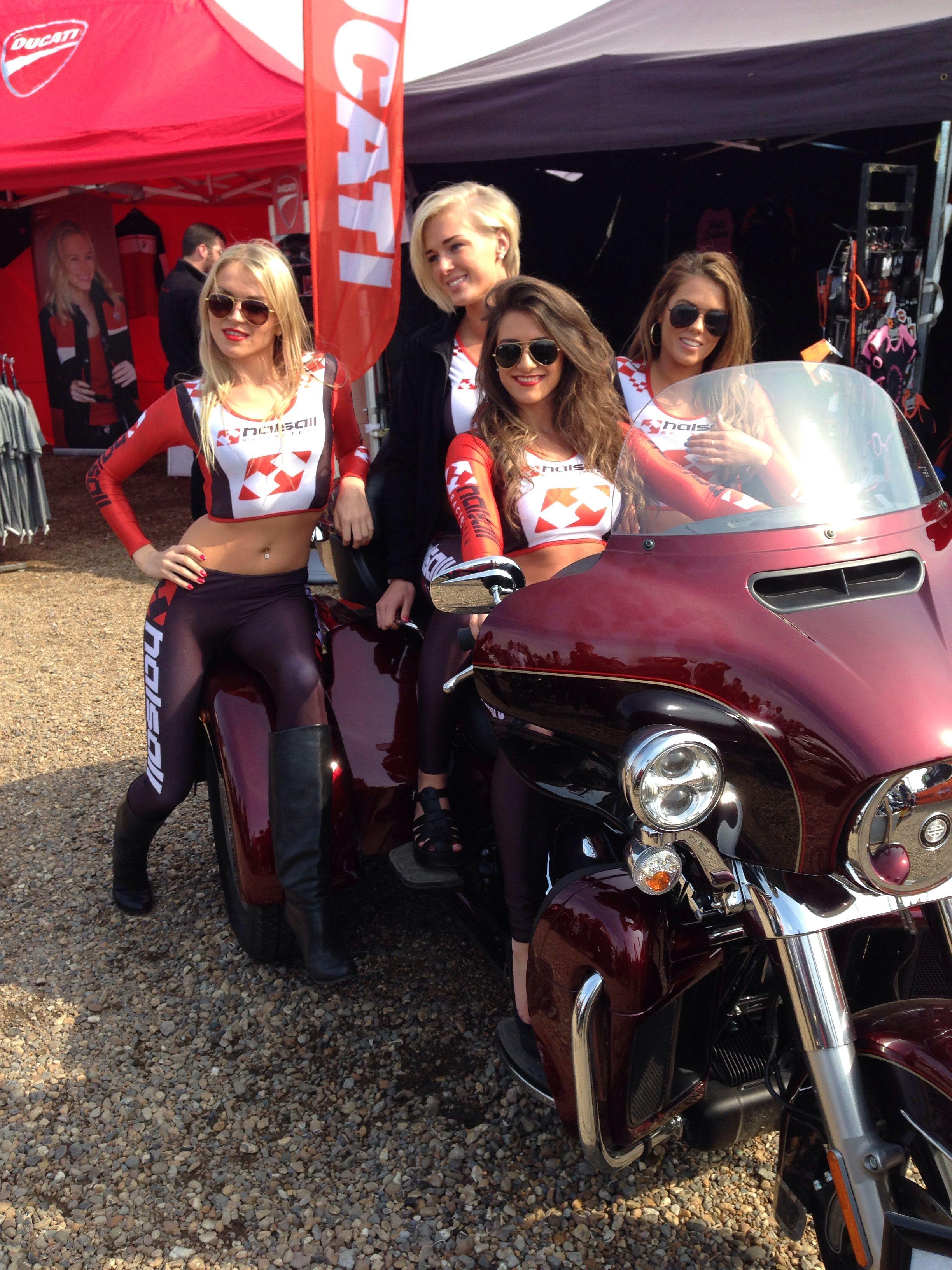 MAXXIS Grid Girls | British Superbike 2012 Brands Hatch