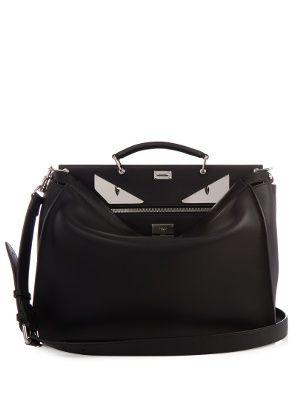 e9fc9b4924b8 Selleria Bag Bugs Peekaboo leather weekend bag