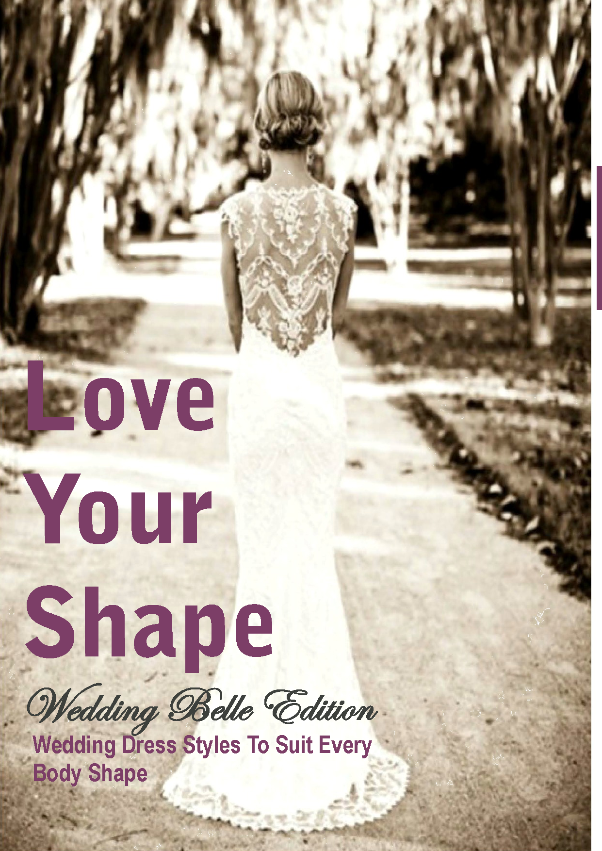 View our love your shape wedding gown guide for all body shapes see