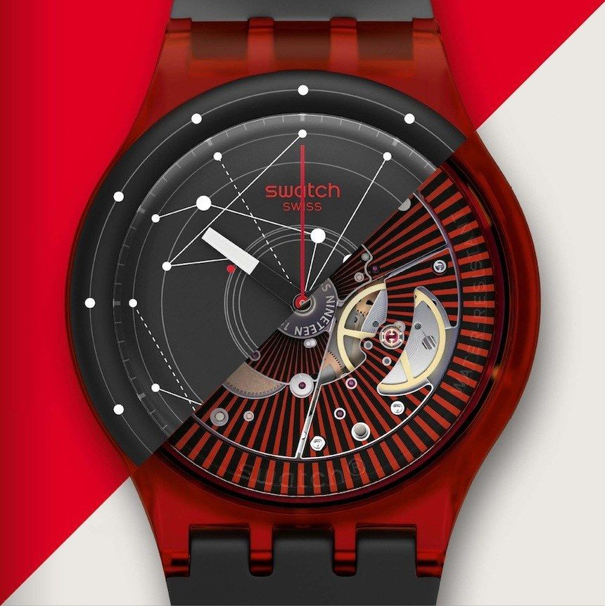 Swatch Sistem51 $150 Mechanical Watch To Make Its Debut In The US Soon