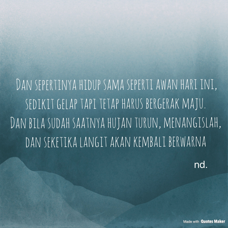 Puisi Rindu Indopoems Katakata Tentangkamu Sedih Dengan