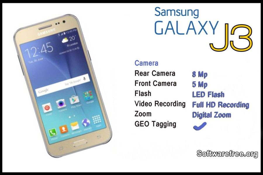 Samsung Galaxy J3 Camera Review or Specifications | Places