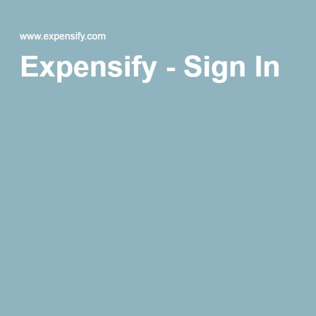 Expensify - easy expense reports Great tools Pinterest - expense reports