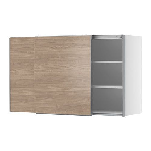 FAKTUM Wall cabinet - this is a kitchen cabinet but may make a good above-