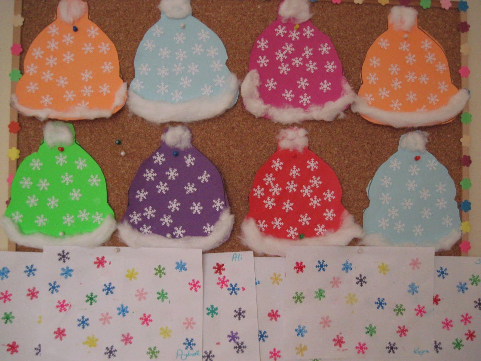 Winter Clothes Craft For Preschool Kids