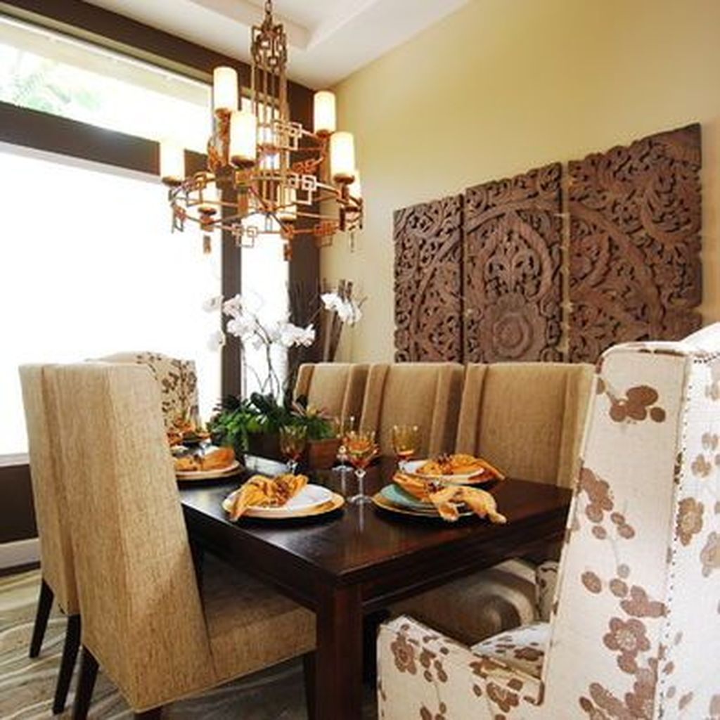 Living Room Translate To Indo: 41 Comfy Traditional Dining Room Design And Decor Ideas
