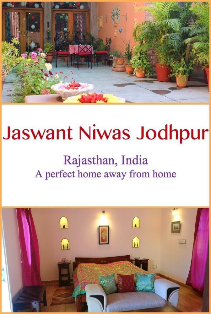 Jaswant Niwas Jodhpur Rajasthan