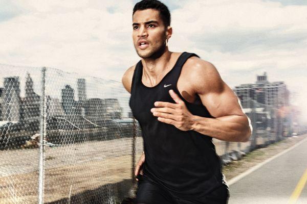 How much weight loss during half marathon training