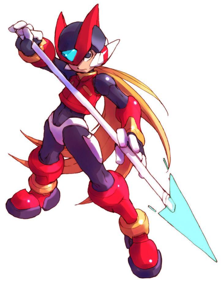 Megaman zero tumblr