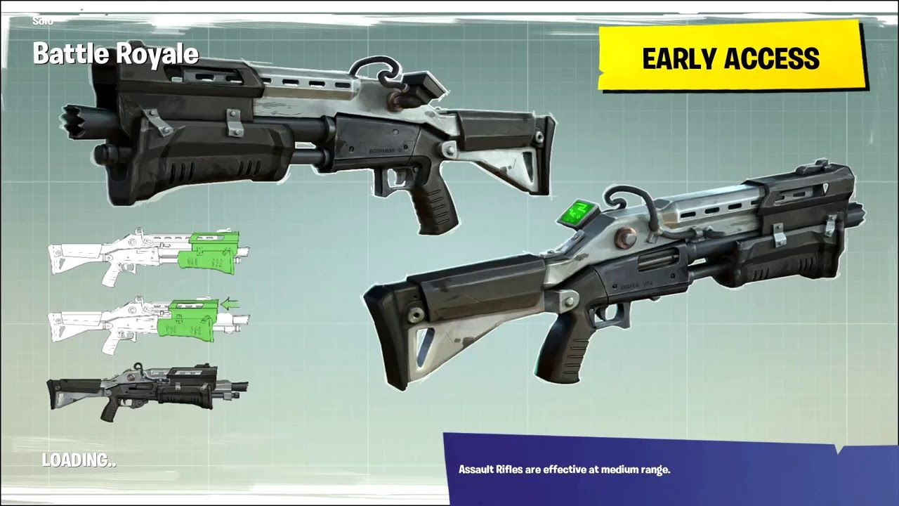 *NEW* LEGENDARY HAND CANNON In Fortnite Battle Royale
