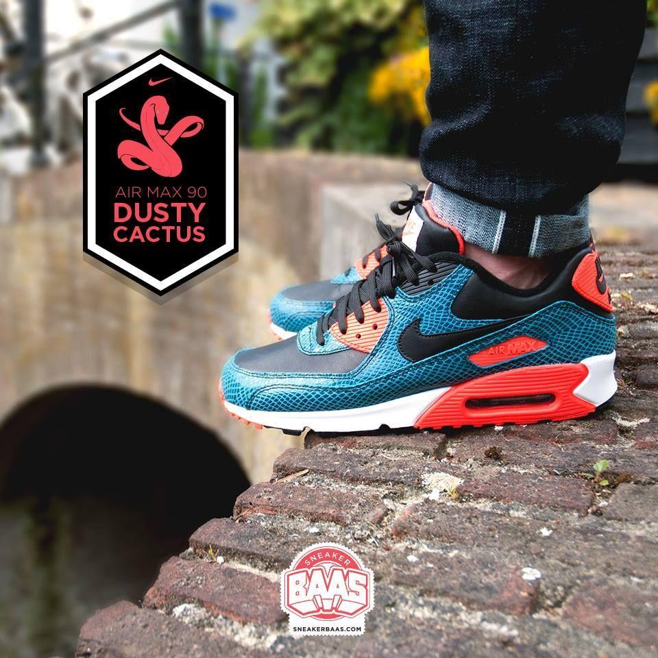 super popular 9d3e0 0c056  nike  airmax90  nikeinfrared  nikedusty  dustycactus  nikeam90   25thanniversary  sneakerbaas  baasbovenbaas Nike Air Max 90