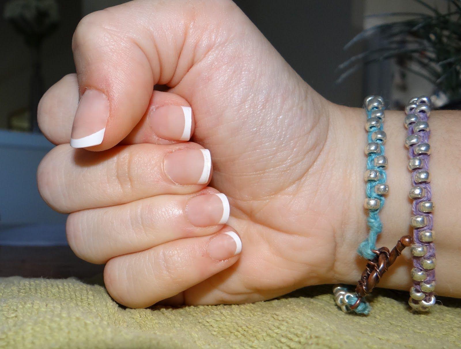 Broadway Nails Real Life French Nail Kit review | Broadway nails and ...