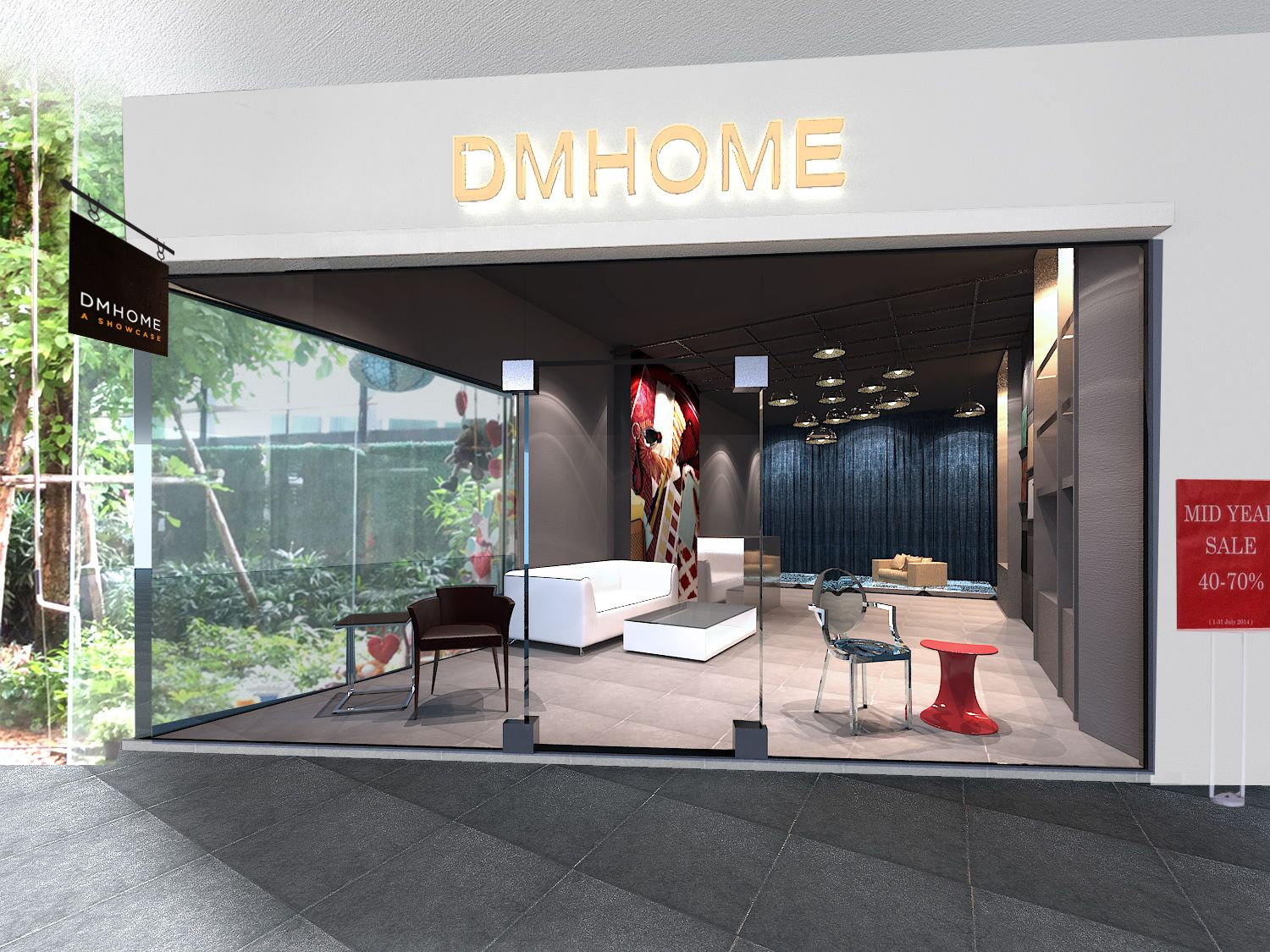 DM HOME A SHOWCASE K-Village Showroom features the following brands ...