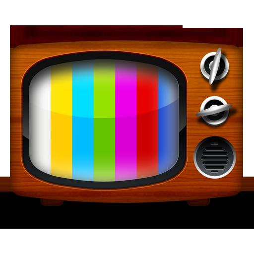 Vintage TV icon (PSD Tv icon, Vintage tv, Live tv free