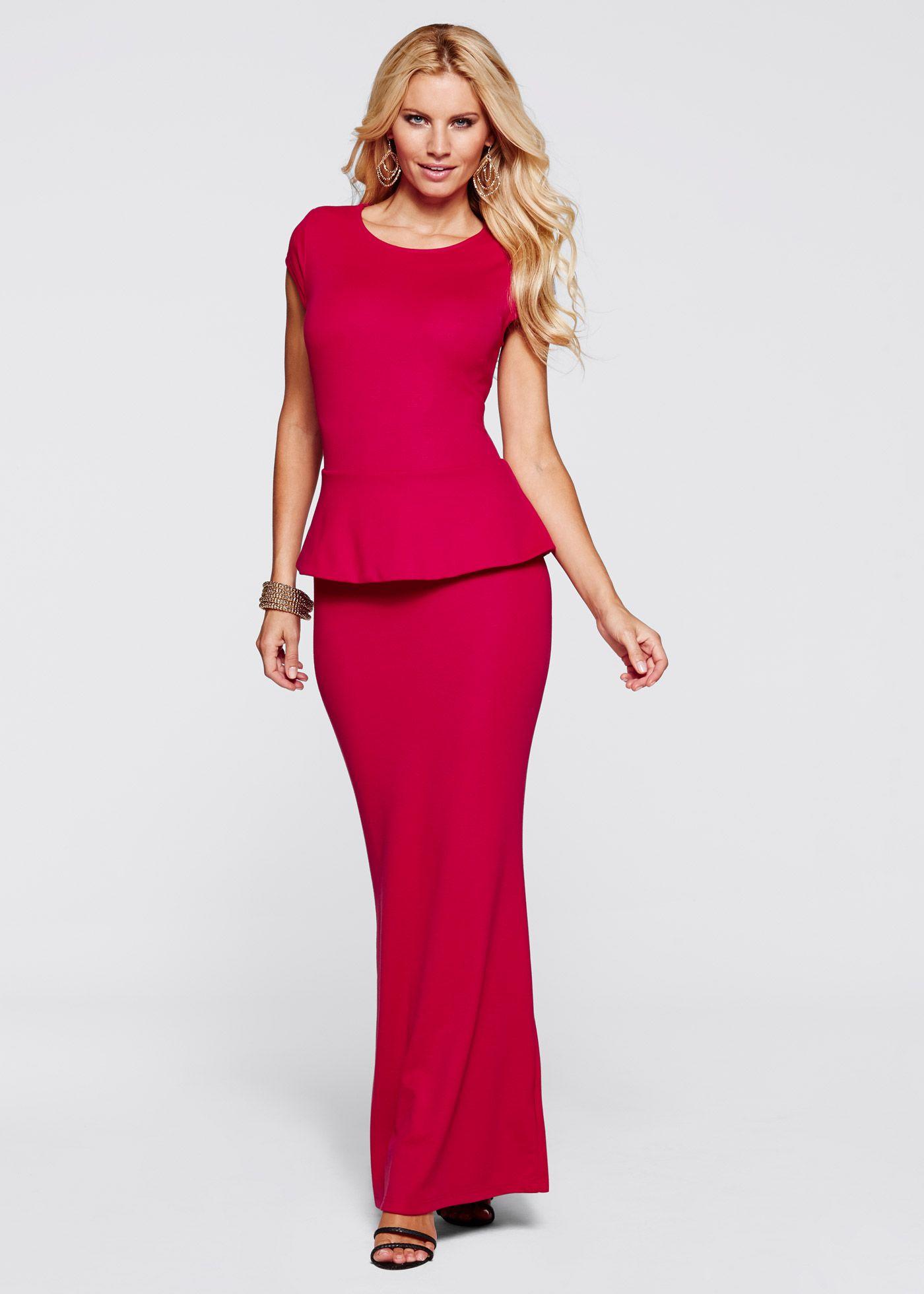 heißester Verkauf beliebt kaufen beste Qualität für Kleid magenta - BODYFLIRT boutique jetzt im Online Shop von ...