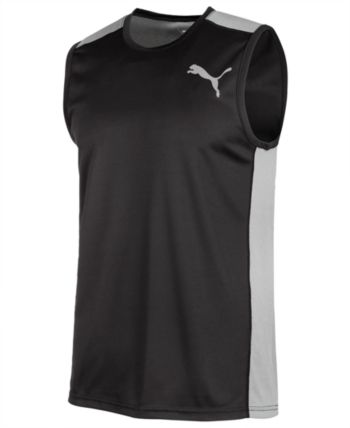 a58a5a938f8 Men's Sleeveless Training T-Shirt in 2019 | Products | Puma mens ...