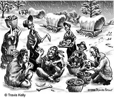 The Donner Party: Cannibals or Not?